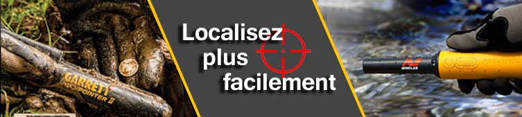 Pro pointer: Localisez plus facilement