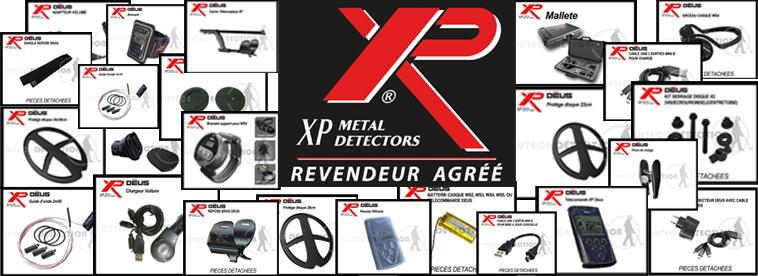 Pièces détachées XP